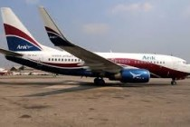Nigerian airlines delayed three flights per hour between July and September