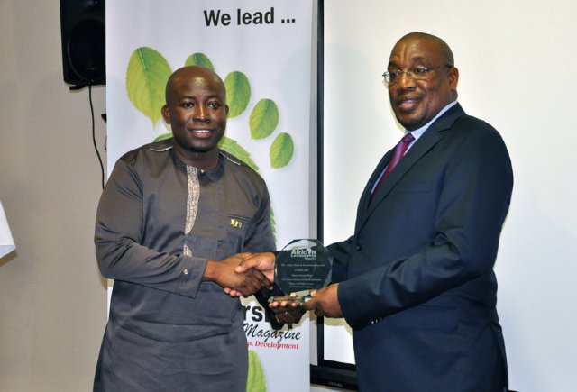 Senyo Hosi declared Winner of African CEO Impact Award