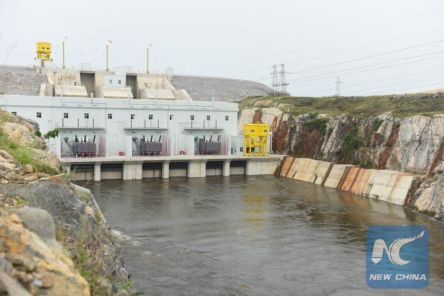 China powers Africa to limit energy deficit