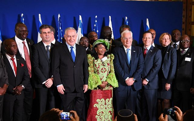 Israel joins USAID's Power Africa energy development program