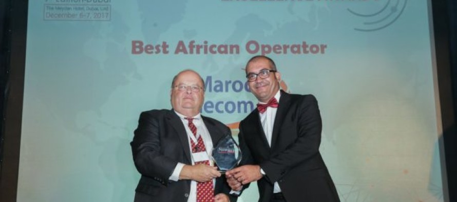 Maroc Telecom Awarded 'Best African Operator'