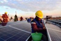 China Operates World's Largest Floating Solar Power Plant