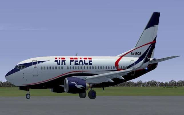 Photo of Nigerian airline, Air Peace, takes delivery of additional B737 aircraft