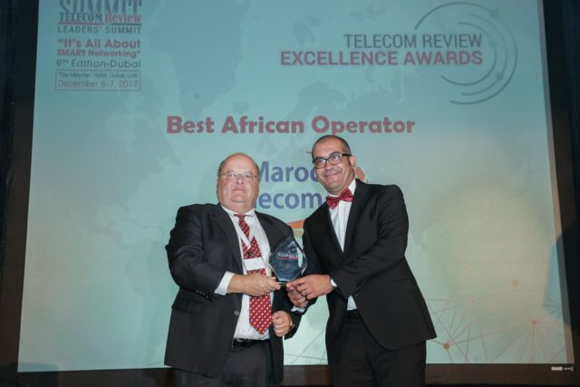 Photo of Maroc Telecom Awarded 'Best African Operator'