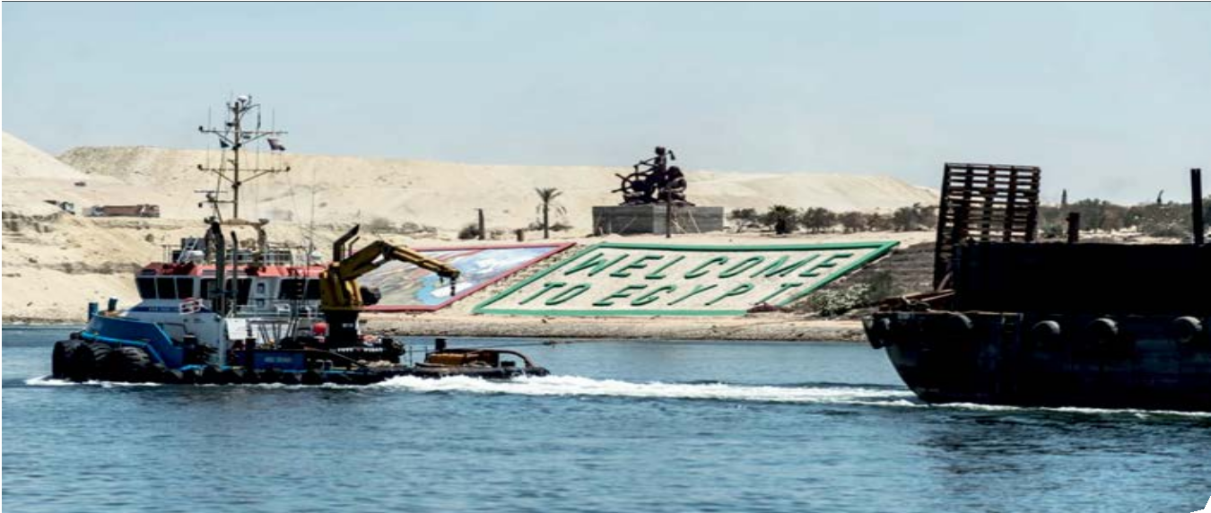 Photo of Equipping to expand in Suez