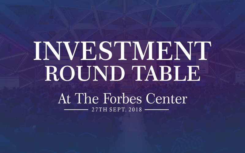 Photo of Investment Round Table