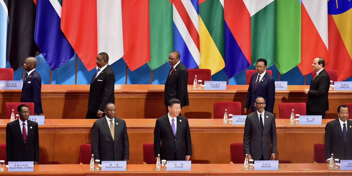 Photo of FOCAC 2018 Summit: China Denies Interference, Pledges Support For Africa