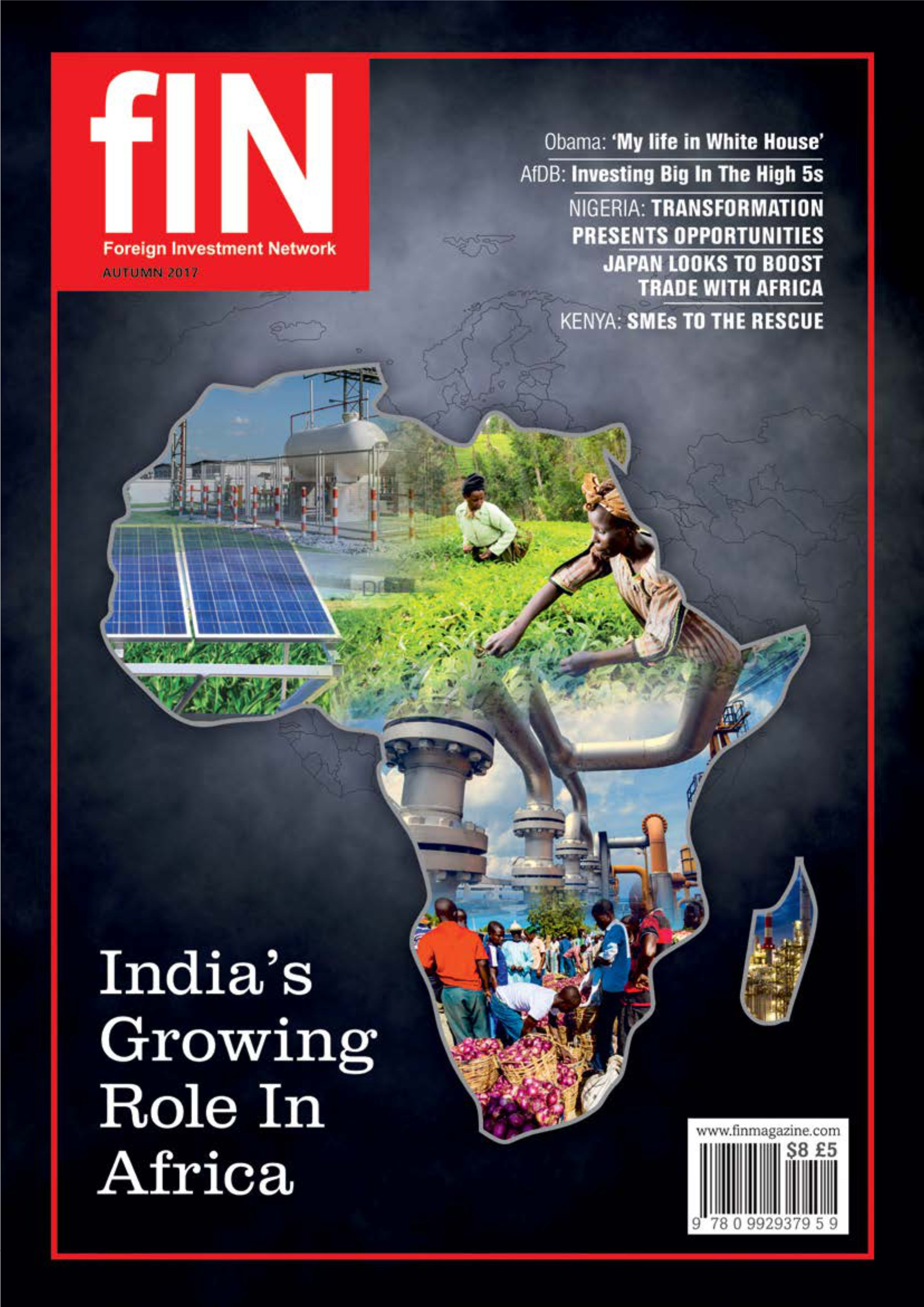 Photo of India's Growing role in Africa