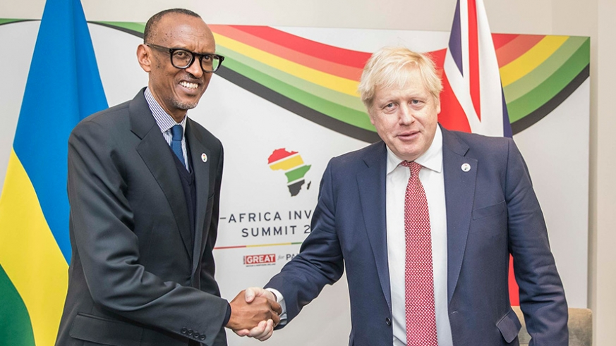 Photo of UK-Rwanda relations